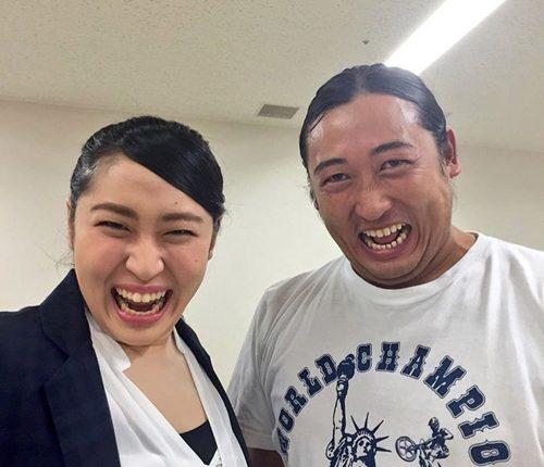 "PickUP】JKに大人気!""女性版ロバート秋山""【丸山礼】さんをご紹介 ..."